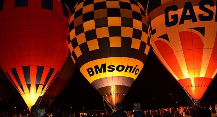 Polecamy, XVIII Włocławskie Zawody Balonowe sierpniu - zdjęcie, fotografia