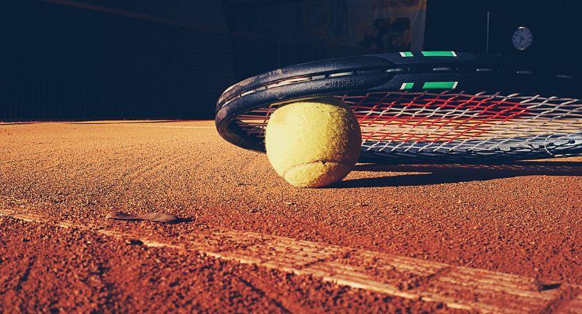 Tenis , Darmowe zajęcia tenisa ziemnego Włocławku Trwają zapisy - zdjęcie, fotografia