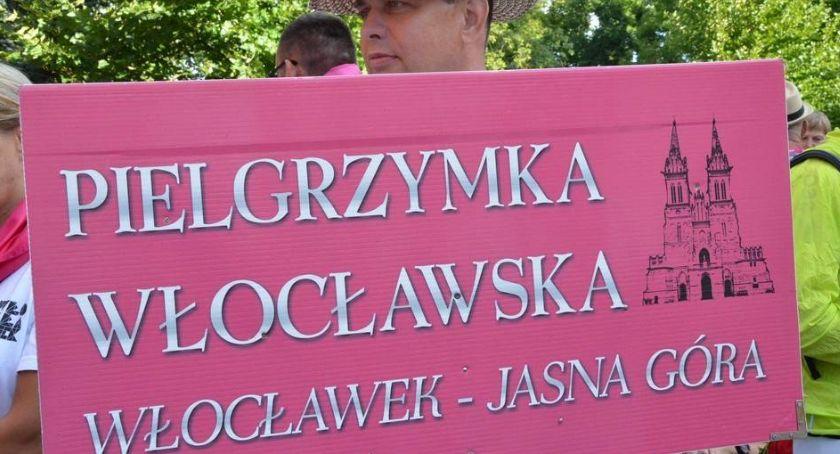 Kościół - Parafie , Włocławska Piesza Pielgrzymka rusza Jasną Górę - zdjęcie, fotografia