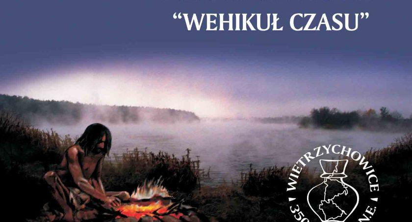 Kultura, Wehikuł czasu Wietrzychowicach Gminie Izbica Kujawska Zobaczycie polskie piramidy - zdjęcie, fotografia