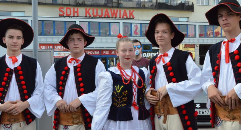 Kultura, Koncert placu Wolności Włocławku - zdjęcie, fotografia