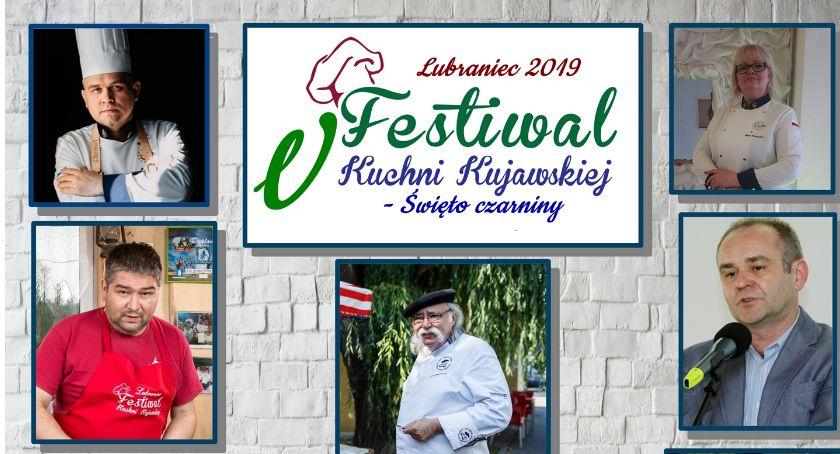 Imprezy, Festiwal Kuchni Kujawskiej Święto Czarniny Lubrańcu [PROGRAM] - zdjęcie, fotografia