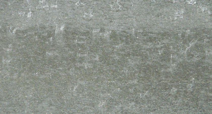 Komunikaty, Pogoda Włocławku powiecie przyniesie ulewy burze silny wiatr - zdjęcie, fotografia