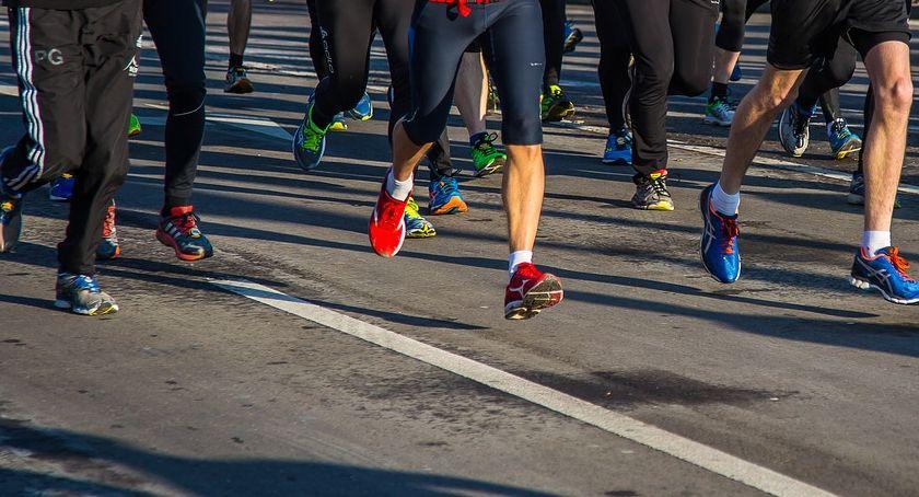 Urząd Miasta, WŁALK Maraton Włocławku Wiemy zdobyć nagrody - zdjęcie, fotografia