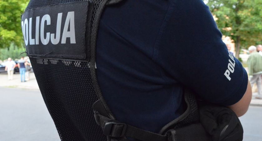 Policja - komunikaty policyjne, Ponad Toruńską Włocławku - zdjęcie, fotografia