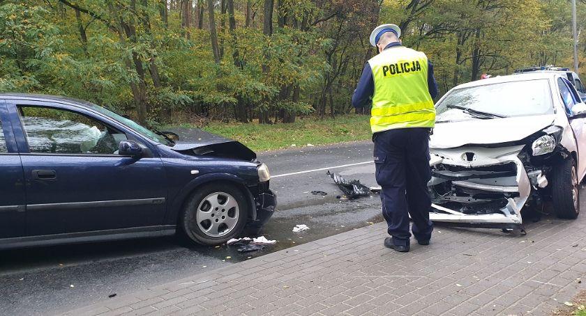 Wypadki drogowe, Tragiczny wypadek Nowej żyje latka Gminy Włocławek - zdjęcie, fotografia
