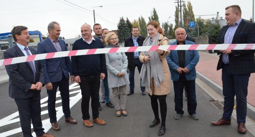 Inwestycje, Kolejna droga powiatowa przebudowana Chodczu - zdjęcie, fotografia