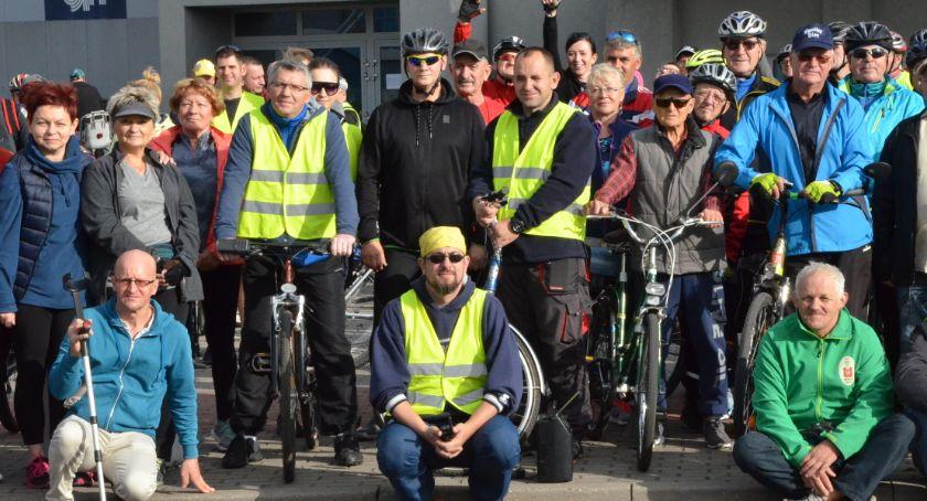 Rowery kolarstwo, Rowerowy Pieczonego Ziemniaka Włocławku - zdjęcie, fotografia