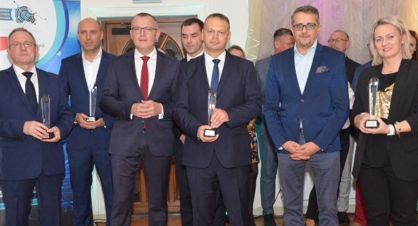 Polecamy, Przedsiębiorców Wieńcu Nagrody marki Brzeskiej Strefy Gospodarczej przyznane - zdjęcie, fotografia