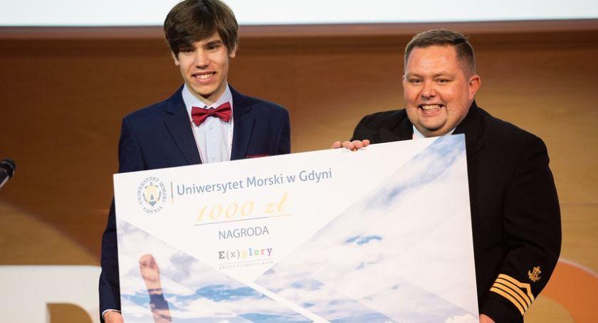 Szkoły średnie, Uczeń włocławskiego Elektryka prestiżową nagrodą Michał Kaczmarek pojedzie SCIENCES Europe - zdjęcie, fotografia