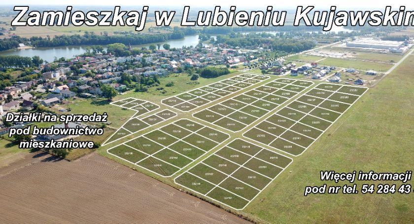 Nieruchomości, Działki sprzedaż Gminie Lubień Kujawski Ogłoszono przetarg - zdjęcie, fotografia
