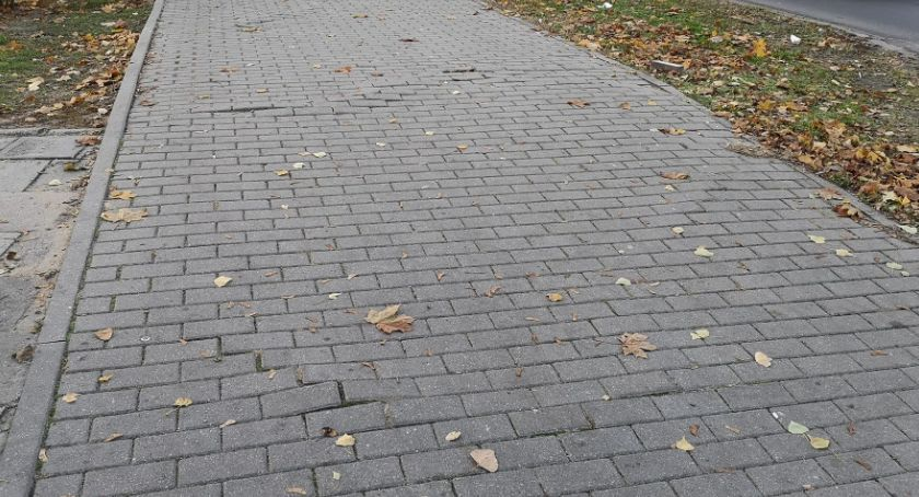 Inwestycje, projekt budżetu Włocławka Zobacz które drogi chodniki planowane przebudowy - zdjęcie, fotografia