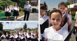 """""""Niech zstąpi Duch Twój i odnowi oblicze ziemi""""-upamiętnienie rocznicy wizyty Jana Pawła II na lotnisku w Kruszynie."""