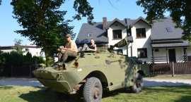 Piknik patriotyczno-historyczny w Choceniu