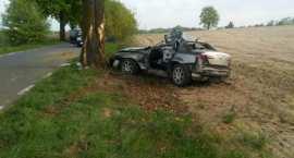Dwa wypadki w regionie. 1 osoba nie żyje i 5 osób rannych w tym troje dzieci