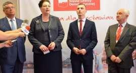 Lewica ogłosiła swojego kandydata na Prezydenta Włocławka [ZDJĘCIA]