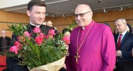 15 rocznica święceń biskupich i ingresu do katedry ks. biskupa Wiesława A. Meringa [ZDJĘCIA]
