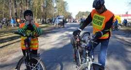 Rajd rowerowy pamięci Agnieszki Sobańskiej we Włocławku