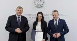 Awans byłej zastępczyni prezydenta Włocławka w Urzędzie Wojewódzkim