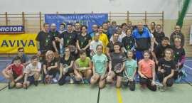 Miłośnicy badmintona rywalizowali w Smólniku [ZDJĘCIA]