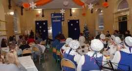 Kolędowanie z seniorami w Szkole Podstawowej w Smólniku