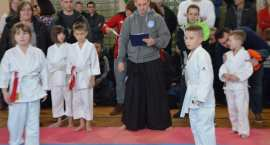 Turniej Karate w Lubieniu Kujawskim