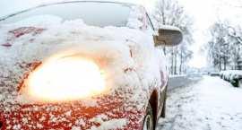 OSTRZEŻENIE: Nadchodzą zawieje i zamiecie śnieżne oraz silny wiatr