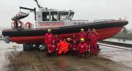 Włocławski WOPR ma super łódź motorową. Będzie prowadzić akcje ratunkowe i nie tylko