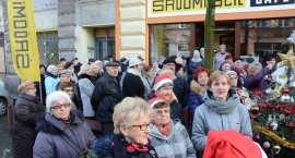 Spotkanie świąteczne  seniorów w Kawiarni Obywatelskiej we Włocławku