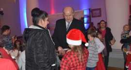Mikołaj przyjechał do Lubrańca. Był tort i wesoła zabawa [ZDJĘCIA]