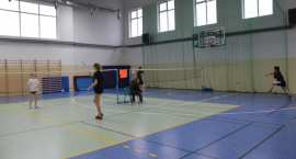 IV Mikołajkowy Turniej Badmintona w Smólniku