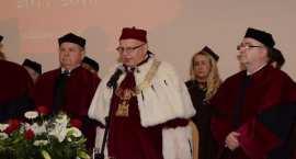 Inauguracja nowego roku akademickiego 2017/2018 w KSW we Włocławku. Nagrody i wyróżnienia [ZDJĘCIA]