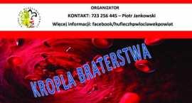 Szczytna akcja tym razem w Choceniu. Przyjdź, oddaj krew i wygraj nagrody !!!