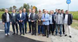 Zakończono prace przy rozbudowie ważnej drogi w regionie