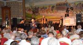 Koncert piosenek powstańczych i patriotycznych w Starej Remizie
