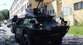 Zlot najciekawszych pojazdów militarnych w Choceniu za nami [ZDJĘCIA]