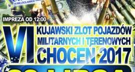 VI Kujawski Zlot Pojazdów Militarnych i Terenowych w ten weekend w Choceniu [PROGRAM]