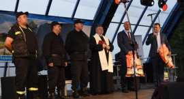 Pogoda płatała figle. Tłumy ściągnęły do Lubienia na Krzysztofa Krawczyka i Defis [VIDEO, FOTO]