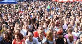 Święto Żuru Kujawskiego 2017 w Brześciu Kujawskim. Tłumy fanów na imprezie