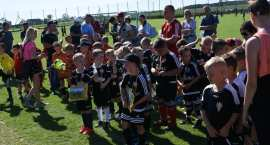 Mistrzostwa Powiatu Włocławskiego w piłce nożnej dzieci 2017 w Lubieniu Kujawskim
