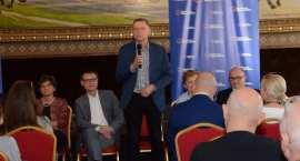 Mieszkańcy Włocławka debatowali  z parlamentarzystami PO we Włocławku