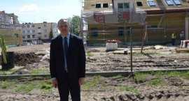Koniec epoki dużych domów. Budują rodzinne Domy Dziecka w Lubieniu Kujawskim
