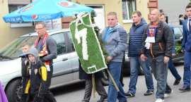 Ostatnie pożegnanie Mariusza Kowalskiego w Brześciu Kujawskim