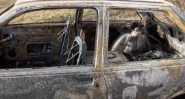 """Chciał wysuszyć sobie ubrania, spalił samochód. A wszystko przez """"kolegów"""""""