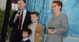 Spotkanie wigilijne dla dzieci z rodzin zastępczych i domów dziecka [ZDJĘCIA]