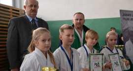 I Puchar Powiatu Włocławskiego w Karate Tradycyjnym Dzieci [ZDJĘCIA, WYNIKI]