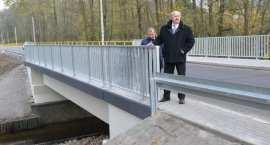 Most w Lubrańcu wyremontowany [ZDJĘCIA]