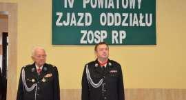 Marian Mikołajczyk prezesem  Zarządu Powiatowego OSP. IV Powiatowy Zjazd za nami [ZDJĘCIA]