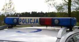 Policyjny pościg w regionie za skradzionym autem! Padły strzały
