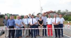 Otwarcie drogi powiatowej nr 2920C Kowal - Dobrzelewice – Baruchowo [ZDJĘCIA]